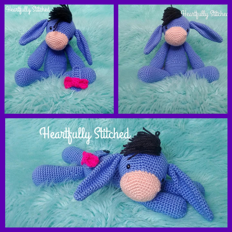 Gloomy Donkeyeeyoredisneycrochet Patternetsyravelry Baby
