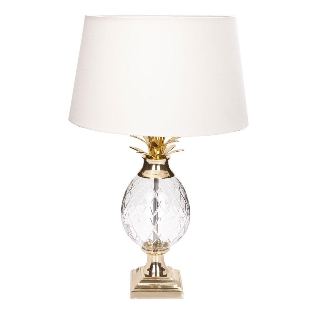 Pineapple Lamp | ZARA HOME United States of America