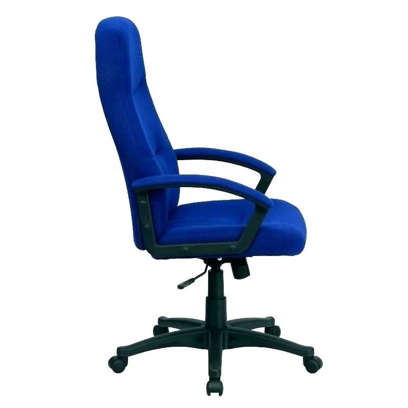 Fine Adorable Blue Leather Desk Chair Images Inspirational Blue Dailytribune Chair Design For Home Dailytribuneorg
