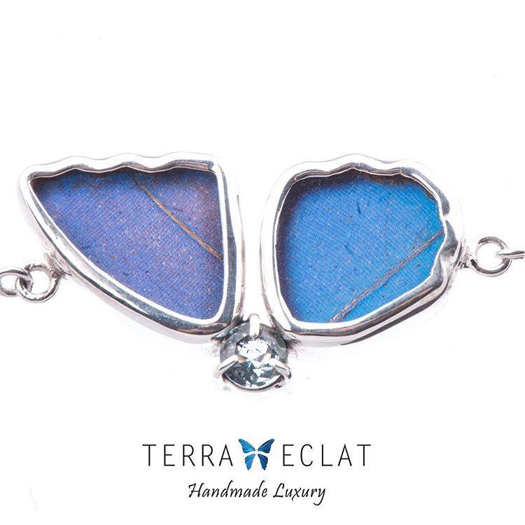 Instagram Photo By Ranyah Seraj رانية سراج Aug 10 2016 At 6 18am Utc Jewelry Art Unique Gemstones Real Butterfly Wings