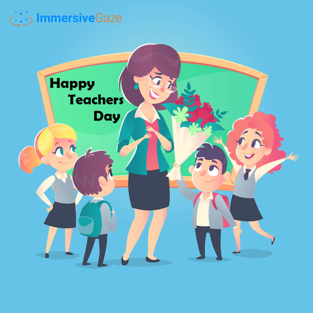 Teachers Day Happy Teachers Day Teachers Illustration Teachers Day