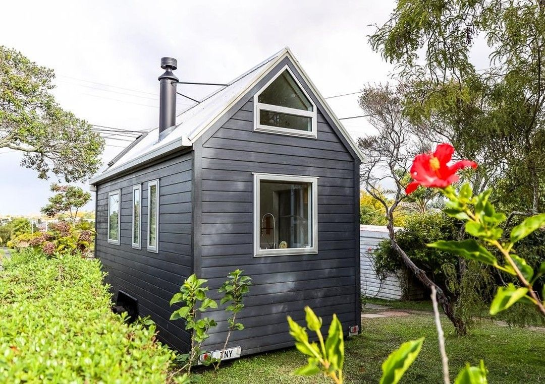 Tag Someone Who Needs To See This One At 15 Square Meters 160 Square Feet The Home Measures Roughly 6 Meters In Leng Tiny House Seed Of Life Roof Design