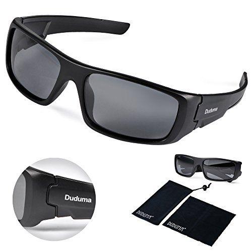 22a88475fb7 Duduma Tr601 Polarized Sports Sunglasses for Baseball Cycling Fishing Golf  Superlight Frame