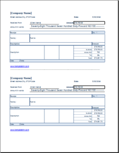 Cash Receipt Template Download At HttpWwwTemplateinnComCash