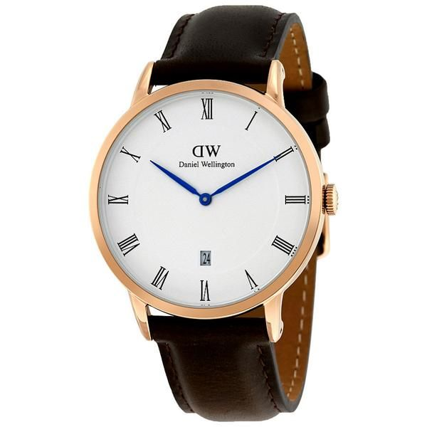Dapper Bristol Rose Gold 38mm Mens Watch No reviews
