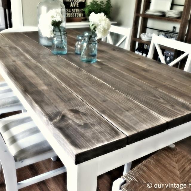 Barn Style Table Summervilleaugusta Org