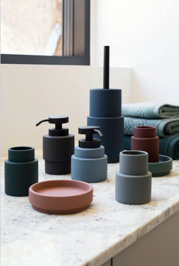 Mette Ditmer Shade Bath accessories set, Bathroom