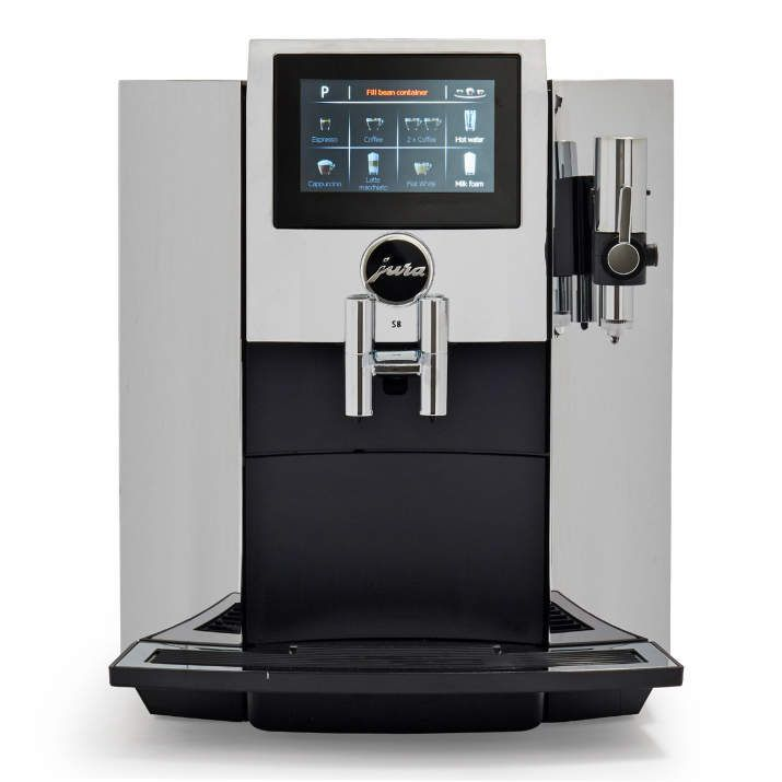 JURA S8 Automatic Coffee Machine | Sur La Table #juracoffeemachine