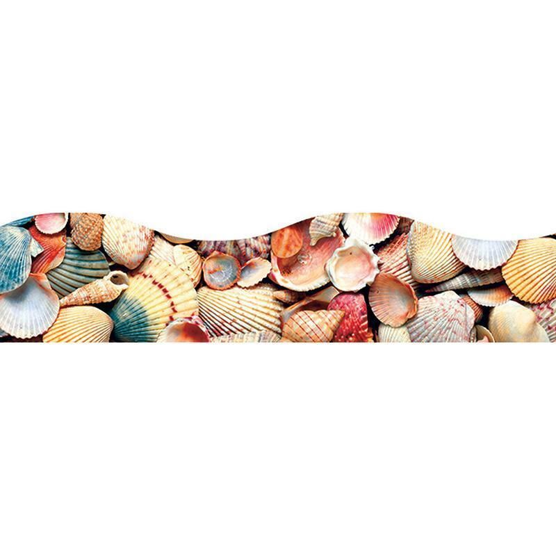 (12 Pk)sea Shells Terrific Trimmers New Wave