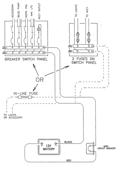 In Small Boat Wiring Diagram
