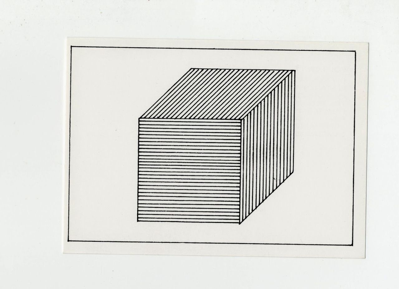 Sol LeWitt: Twenty Years of Invitations and Announcements: 1966-1986 Download