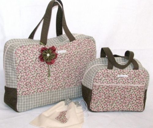 Bolsa De Viagem Em Tecido Passo A Passo : Molde de bolsa tecido para notebook pesquisa google