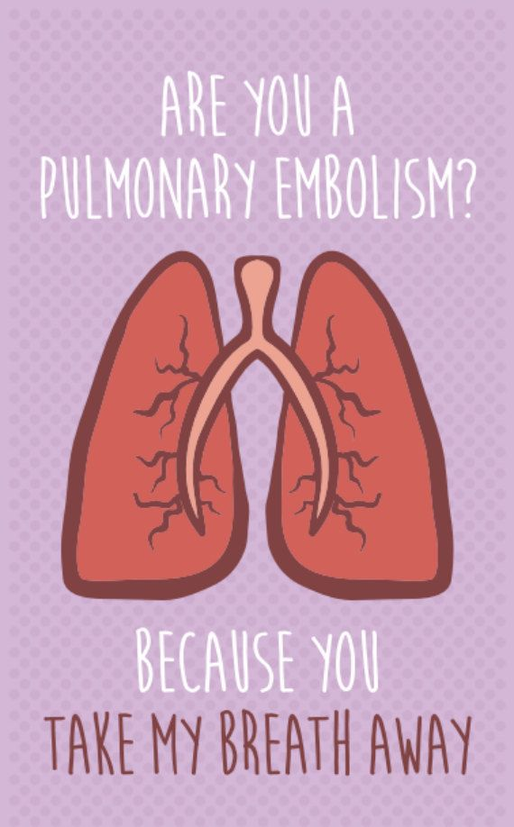 Funny Valentine's Day Card For Nurses Are You A Pulmonary Embolism Simple Anti Valentines Day Quotes Sayings