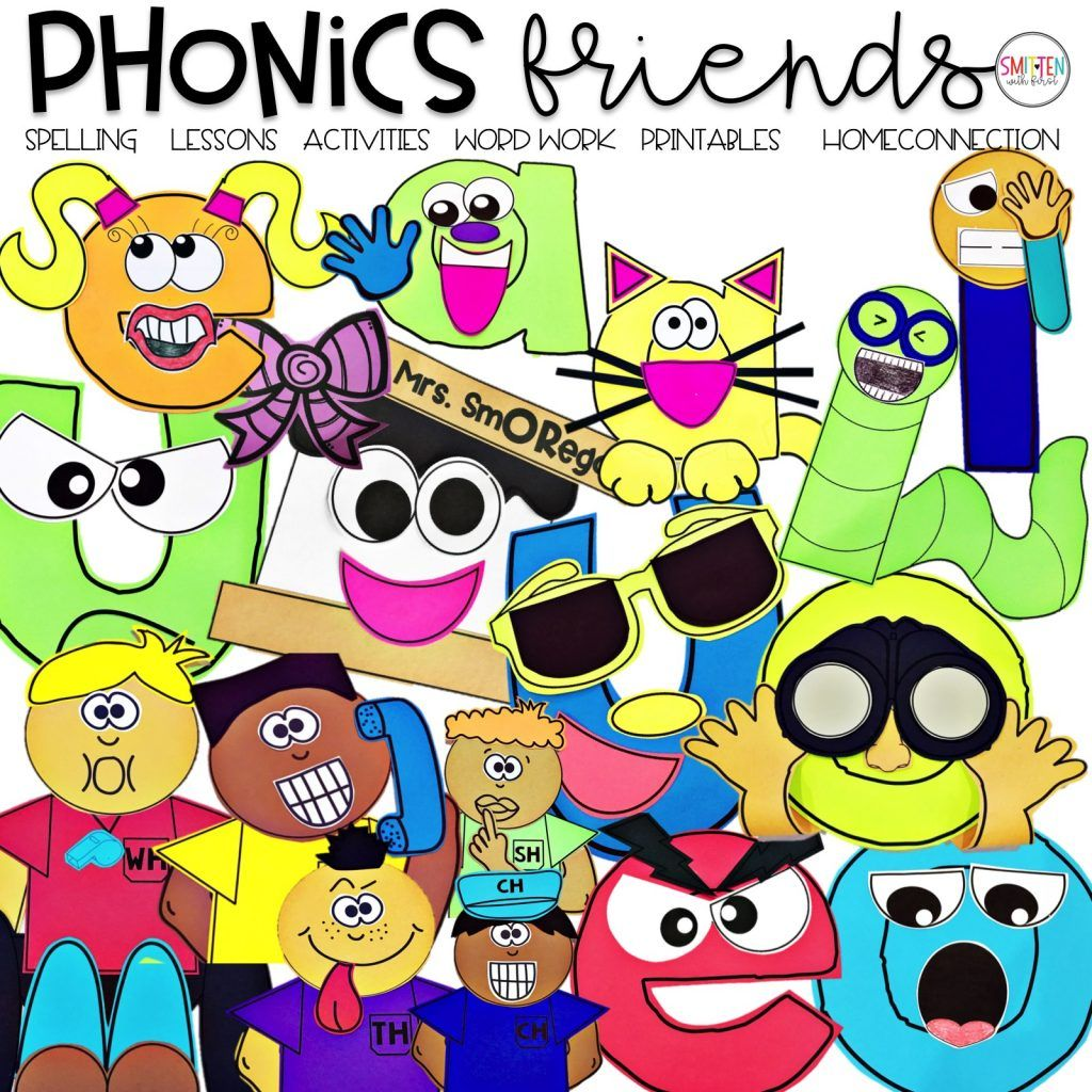 Phonics Friends H Brothers