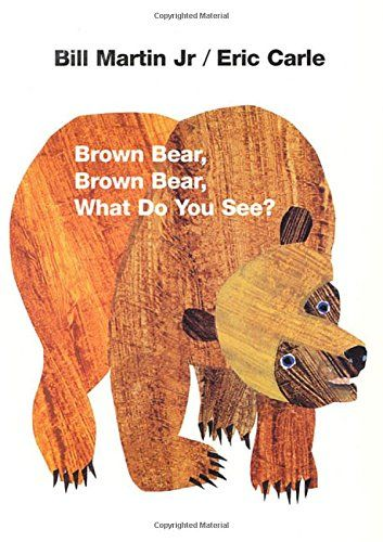 Brown Bear Brown Bear Printable Language Activity With Images