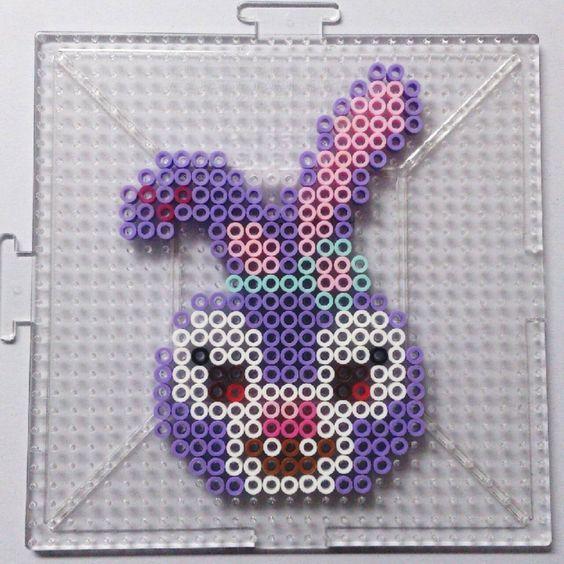 ステラ ルー図案 Perler Bead Patterns Iron Beads Hama Beads Patterns