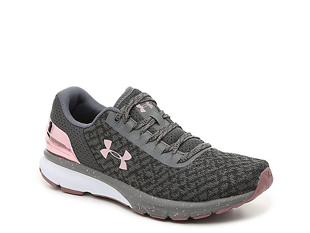 Under Armour Mens Charged Escape 2 Running Shoes Trainers Sneakers Black Sports