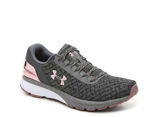 427e803153856 Women Charged Escape 2 Running Shoe - Women's -Grey/Rose Gold Metallic