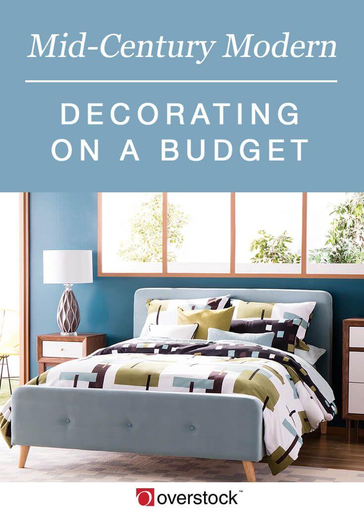 Best Cheap Mid Century Modern Home Decorating Ideas 640 x 480