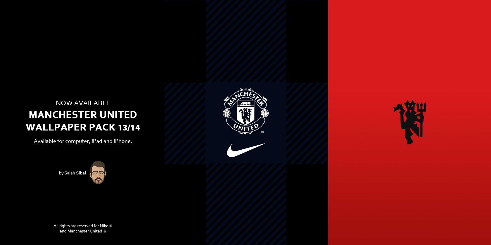 Get Latest Manchester United Wallpapers Deviantart Manchester United 13/14 Wallpaper Collection by salah-sibai.deviantart.com on @deviantART