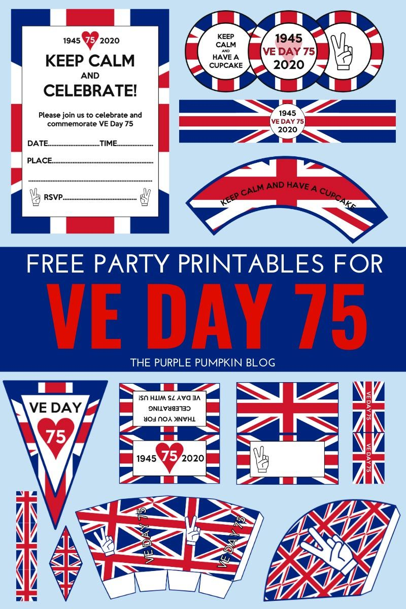 Pin On Party Printables