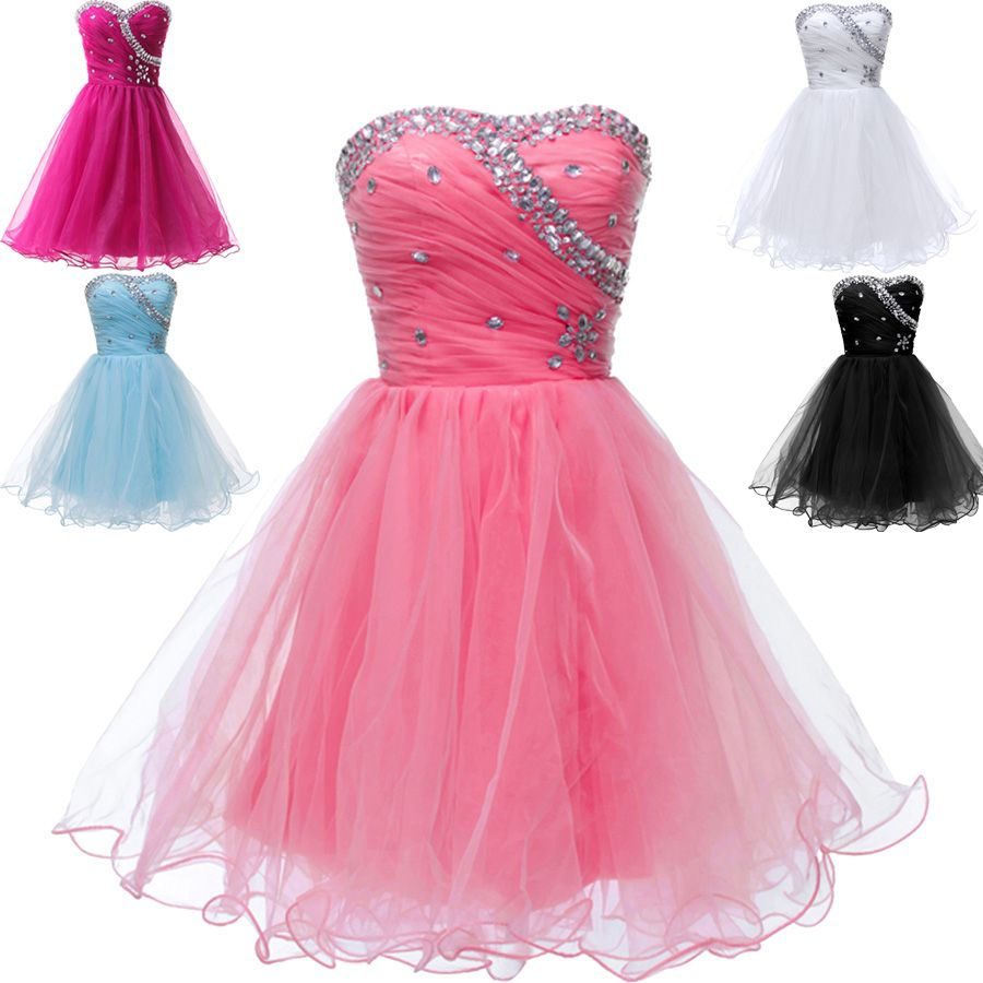 Princess-vestidos-de-fiesta-cortos-2016- Short-Design-Cute-Prom ...