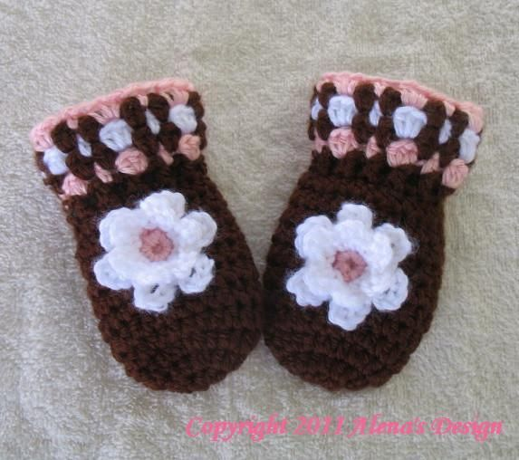 Crochet Mitten Pattern Easy Images Knitting Patterns Free Download