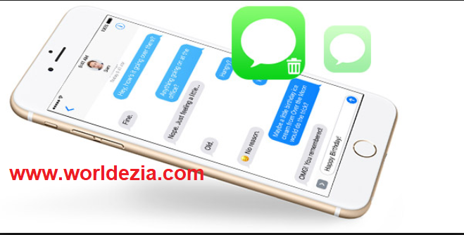 How To Get Deleted Text Messages Back On Iphone 7