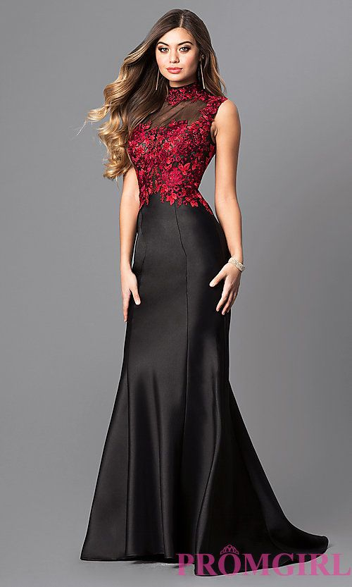 Long Prom Dress with Embroidered Bodice | Gucci, Gucci, Louis Louis ...