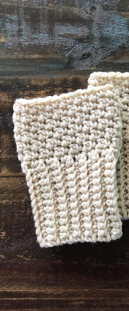 How To Wonderful Free Patterns for Crochet Boot Cuffs ...