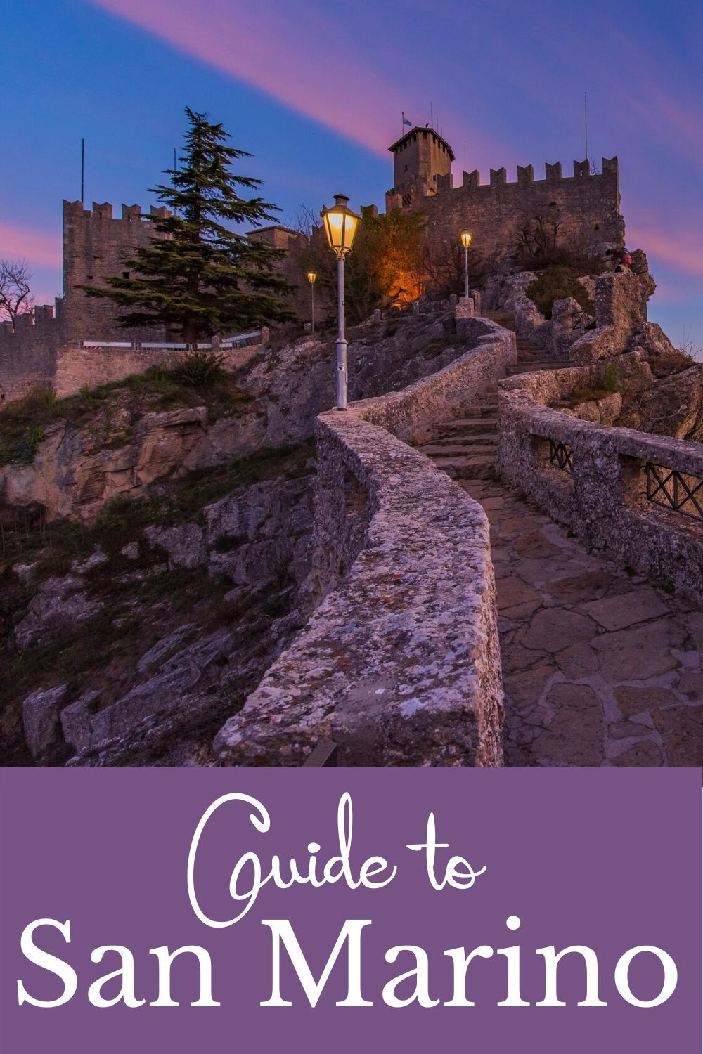 San Marino is three hours south of Venice and is a beautiful, historic micro-country.  Travelers should visit if they can while in Italy - here's your guide to what this beautiful destination has to offer.