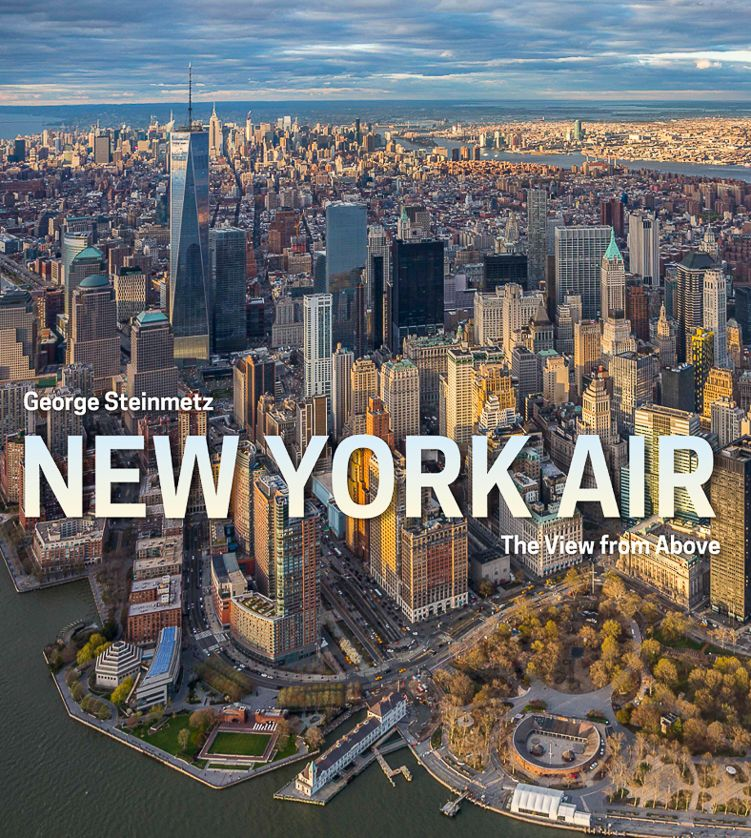 New York City's Famous Landmarks Captured from Above — #Photography #NYC via @featureshoot