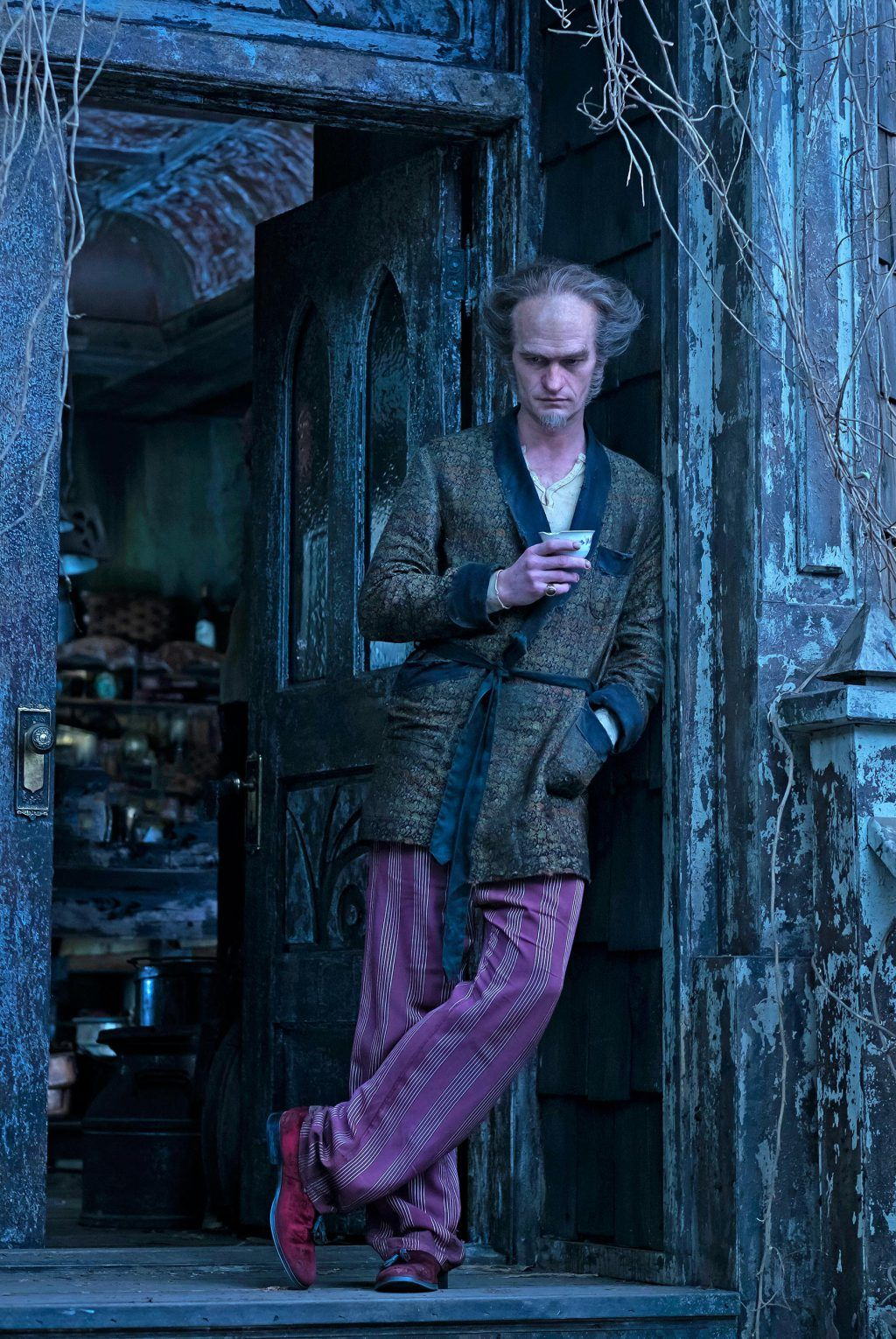 Here S Why Lemony Snicket Cast Neil Patrick Harris With Images