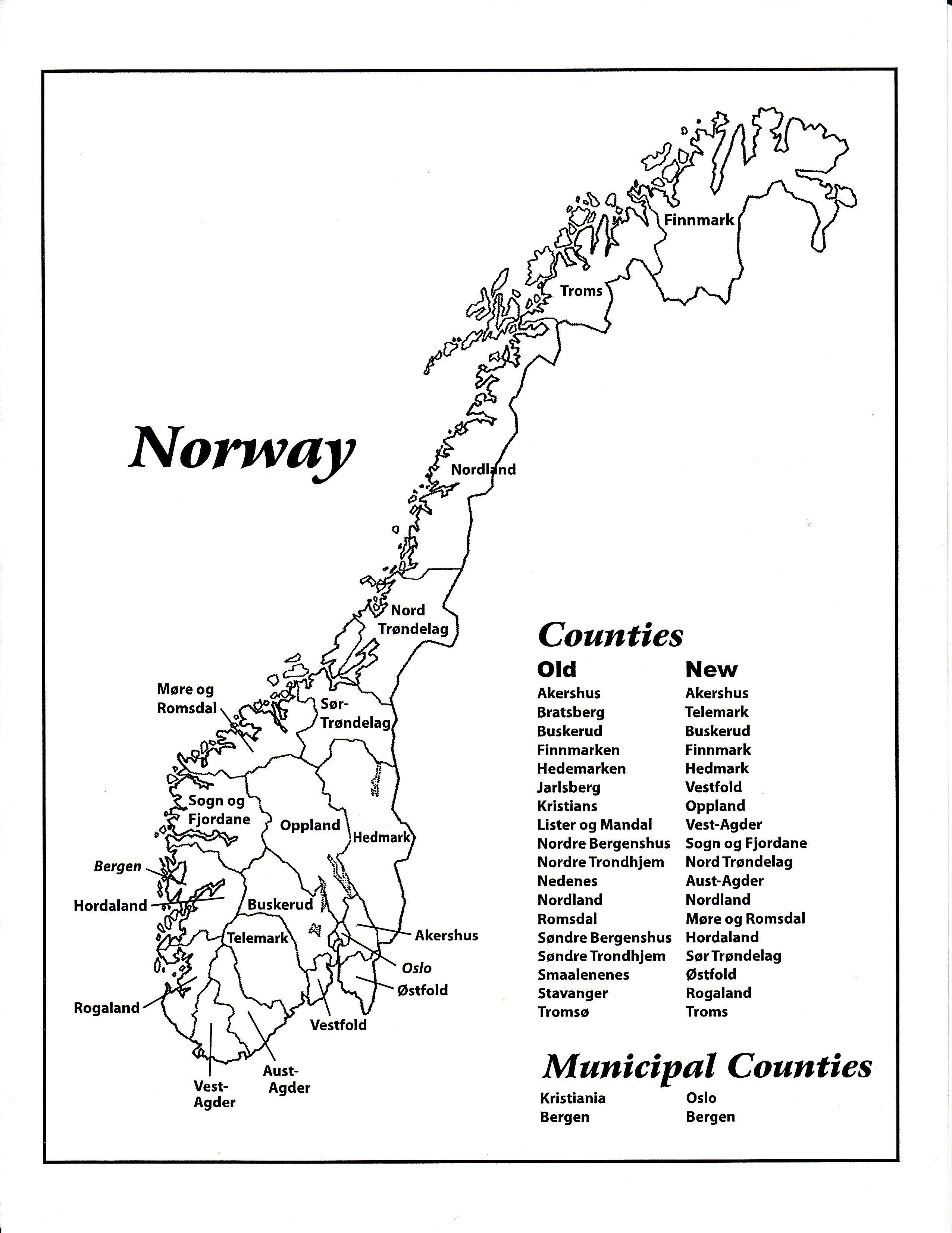 Akershus County Norway