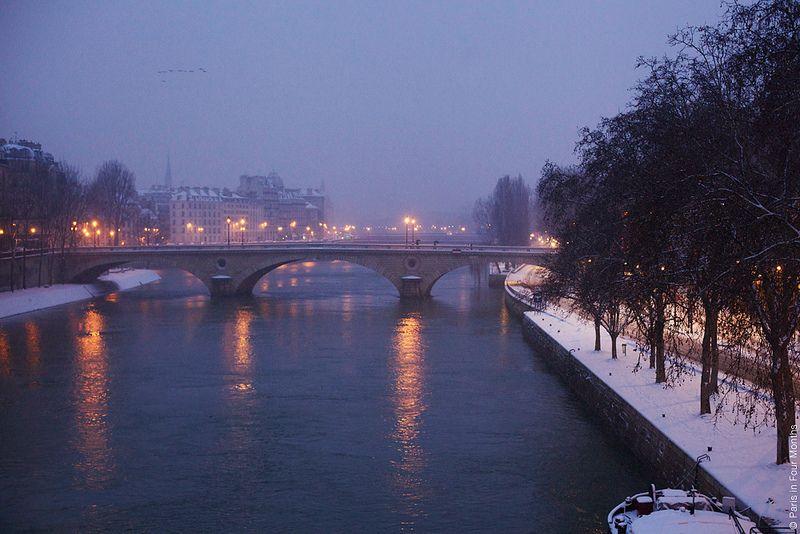 Paris (Photo by Paris in Four Months)