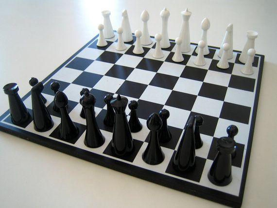 Ohme Chess Set - Interior Design & Decorating Ideas