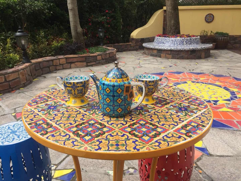 Pin by Kirsty Hamilton on Mosaic Garden design Mosaic