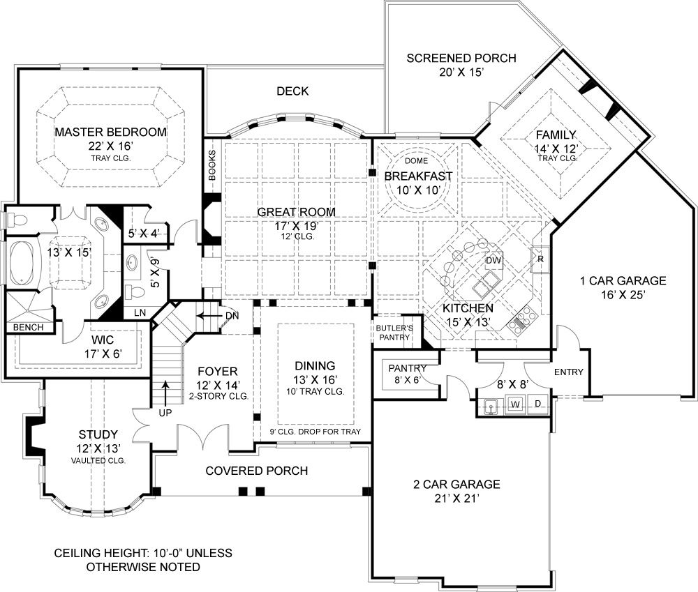 1000 Images About House Plans French Country House