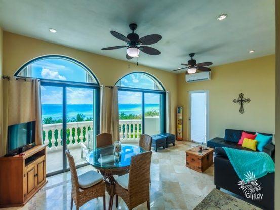 #Luxury #OceanView #RealEstate #IslaMujeres #Pool #Caribbean #Architecture