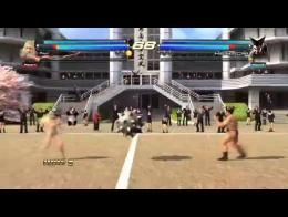 Tekken Tag Tournament 2 - Bande-annonce #27 - Comic-con 2012 Wii U Edition