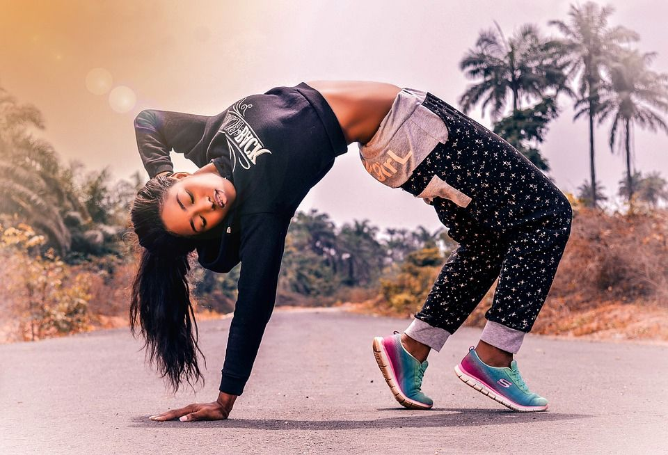 Dancing improves your fitness level and endurance.  #fitness #dancing #health