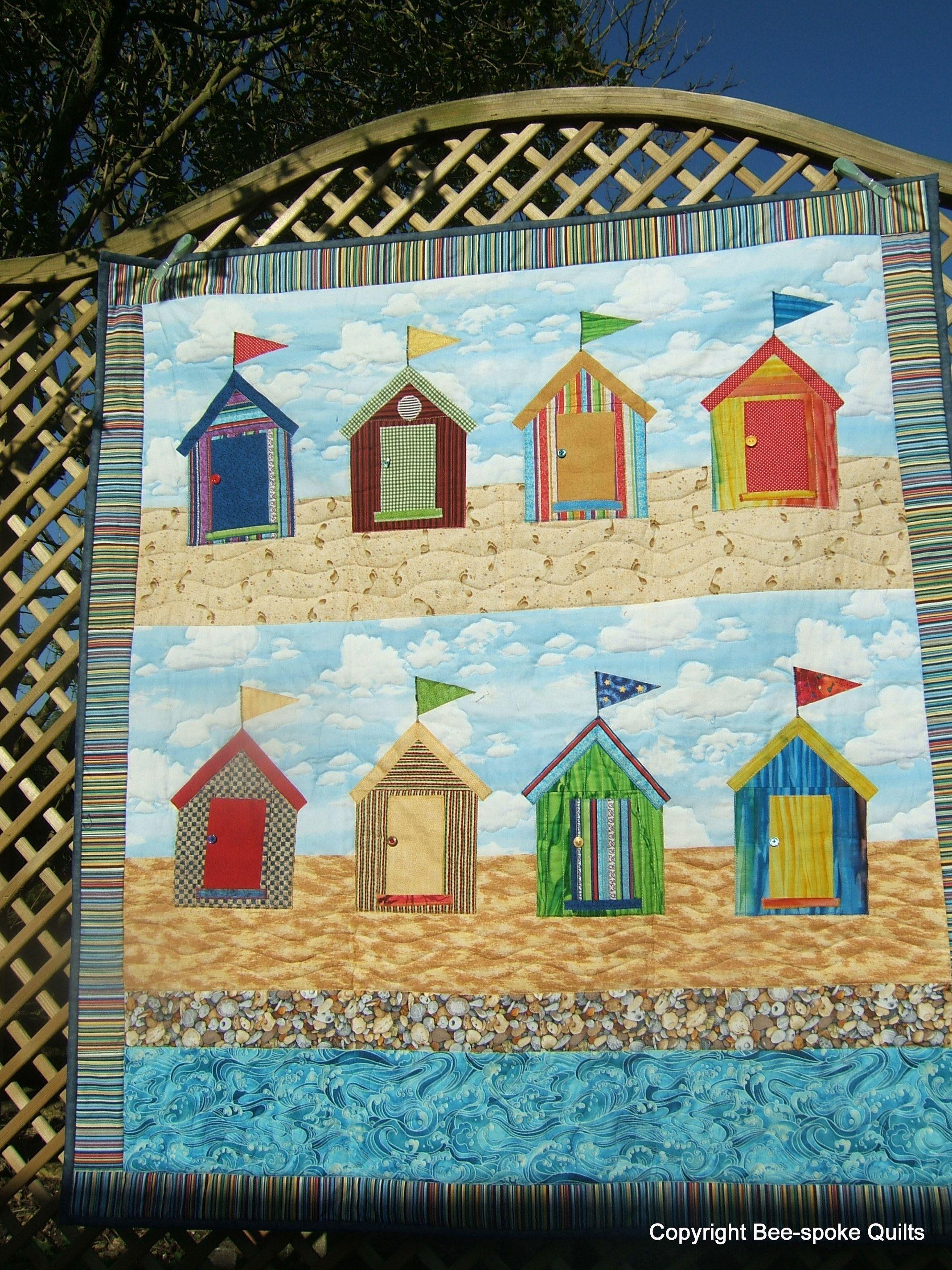 Coastal Walk A Charming Handmade Quilt Featuring