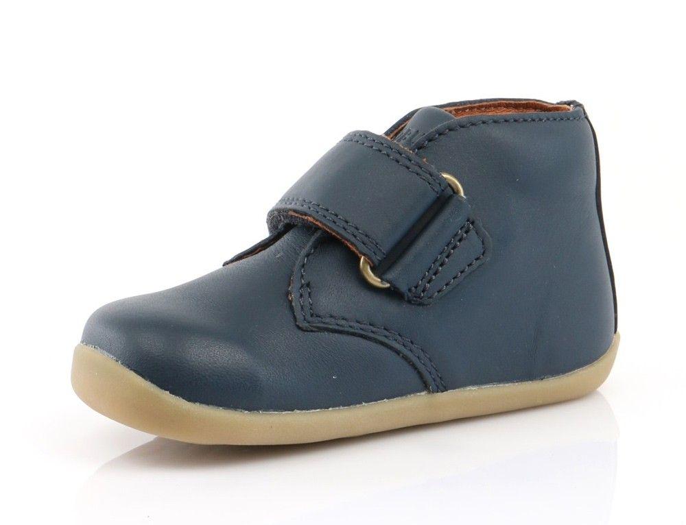 Bobux Wander Boot - navy   Sandalet