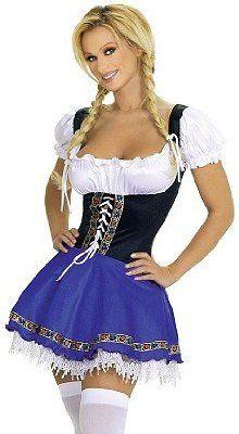 Pauli Girl Costume Adult St
