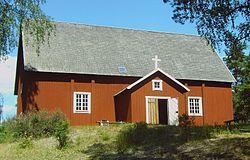 Lopen vanha kirkko: Santa Pirjon kirkko