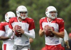 (+) via @ProFootballTalk    Report: Cardinals teammates prefer Skelton over Kolb  (July 25)