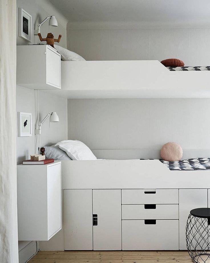 MODERN + KID | #modern bunk beds for kids | 室内 | Pinterest | Letti ...