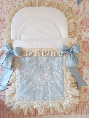 Angela lace -Baby Sacque | angelbabies | Pinterest | Handarbeiten ...