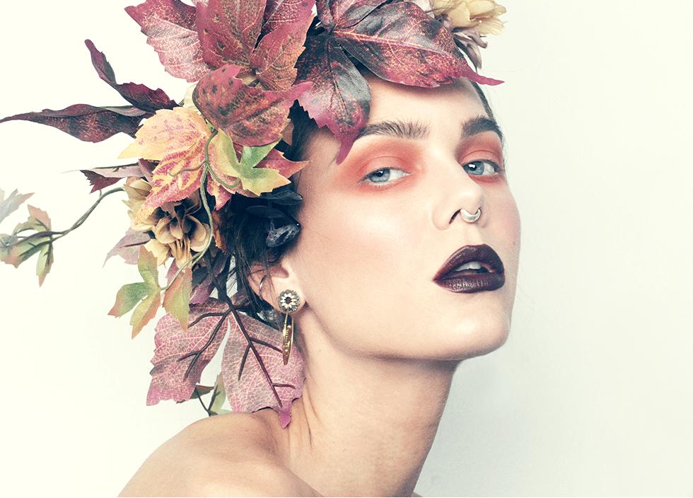 Photo of Todays look – Autumn leaves (Lindas Sminkblogg)