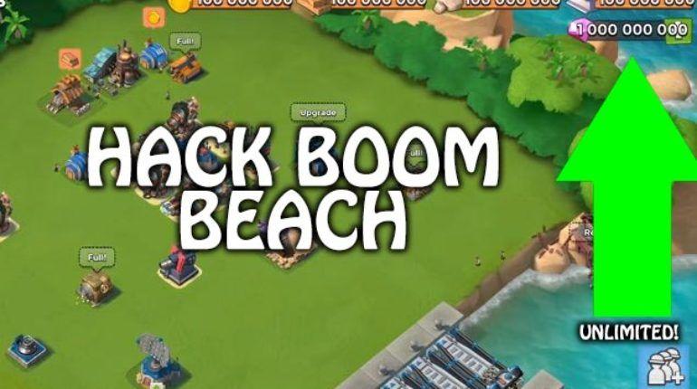 boom beach hack apk